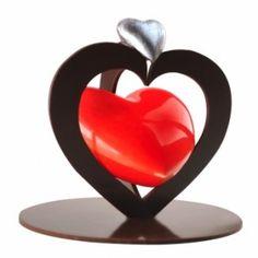 Chocolate Bonbon, Chocolate Work, Chocolate Bowls, Chocolate Flowers, Chocolate Favors, Valentine Chocolate, Chocolate Decorations, Homemade Chocolate, Valentines Day Chocolates