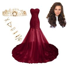 """""""Prom"""" by bellangelajames on Polyvore featuring Rosantica and Forever 21"""
