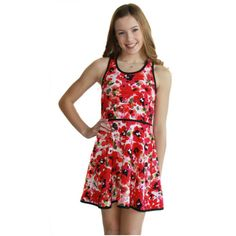 Sally Miller York Dress Sally Miller, Dresses For Tweens, Spring Dresses, High Neck Dress, York, Collection, Products, Fashion, Dresses Of Girls
