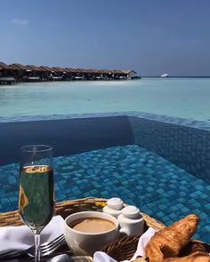 Breakfast Is Served At The Residence Maldives 🇲🇻☕🍴⠀ - Rich Vein Travel - Breakfast Is Served At The Residence Maldives 🇲🇻☕🍴⠀ breakfast to kick start your - Maldives Honeymoon, Maldives Travel, Maldives Hotels, Ubud Hotels, Maldives Beach, Maldives Resort, Nyc Hotels, Florida Hotels, Beach Hotels