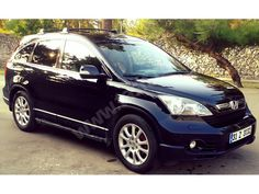 honda cr-v 2008 executive