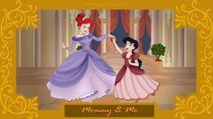 disney princesses as moms | mommy & me - Disney Princess Fan Art (9060475) - Fanpop
