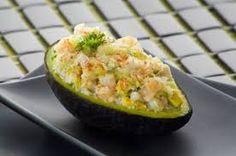 Avocado & Shrimps