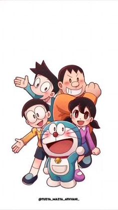 Cartoon Songs, Doremon Cartoon, Cartoon Girl Images, Cartoon Drawings, Doraemon Wallpapers, Cute Wallpapers, Friendship Video, Cute Statuses, Dont Touch My Phone Wallpapers