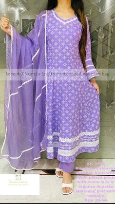 Simple Kurta Designs, Kurta Designs Women, Blouse Designs, Girls Frock Design, Long Dress Design, Casual Indian Fashion, Indian Fashion Dresses, Gown Dress Party Wear, Simple Pakistani Dresses
