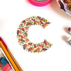 Gorgeous work by @theletterbuglondon - #typegang - typegang.com http://typg.co/2fP1ISS   http://typegang.com