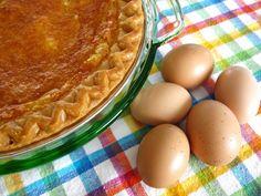 Oh my, Buttermilk Pie!