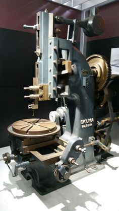Okuma machine