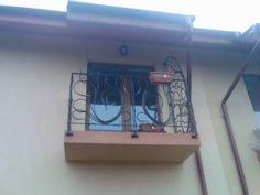 LAZAR FLORIN CONFECTII METALICE I.F. - Modele balustrade, scari si balcoane din fier forjat - Model: 80BSB50 - 10 ani de experienţă în domeniu. Seriozitate, corectitudine şi ...