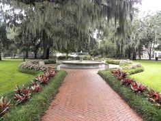 Orleans Square, Savannah, Georgia