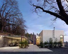 LK House - modern - exterior - san francisco - Zack|de Vito Architecture + Construction