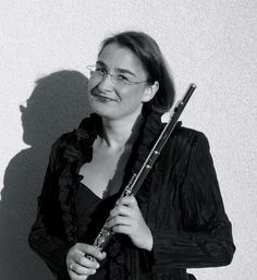 Tann - Katharina unterrichtet Querflöte