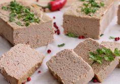 Pasztet wielkanocny - DoradcaSmaku.pl Cold Cuts, Polish Recipes, Polish Food, Cornbread, Feta, Sausage, Dairy, Food And Drink, Appetizers
