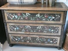 Hungarian chest sold last year