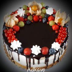 Acai Bowl, Birthday Cake, Breakfast, Desserts, Food, Acai Berry Bowl, Morning Coffee, Birthday Cakes, Meal