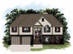 Raised Ranch - nice floor plan.  1391 sq ft, bonus of 520 sq ft.