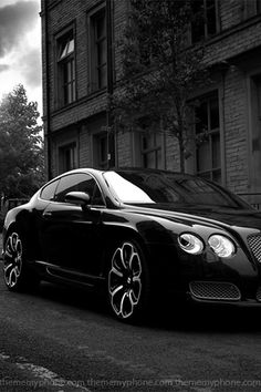 Bentley GTS... If I ever win the lotto. This will be my ride! Fuck.  That's sex on wheels. Hmmmm