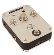 With the Aura Sixteen Acoustic Imaging Pedal you can make Your plugged-in acoustic guitar sound incredibly natural! The Aura Sixteen is loaded with 16 of Fishman's best Aura presets. Fishman's