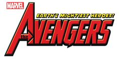 The Avengers: Earth's Mightiest Heroes logo - Google Search