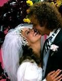 Luke and Laura's wedding - General Hospital.  The most beautiful ever!