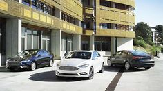 2017 Ford Fusion Energi Pushes of Plug-In Hybrids  The universe of option fuel vehicles keeps on...