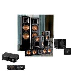 Klipsch RF-7II Theater System SW-310 Sub- FREE Harman BDS BLU RAY by Klipsch. $5795.00. Now in its fifth generation, Reference II speakers have even more content and superior sound quality for you to enjoy. Youll find re-engineered drivers throughout combined with a new crossover system that will capture your complete attention and excite your emotions. Improved cosmetics, including black metallic finished baffles, cerametallic woofers, new logos and feet, redefine the l...