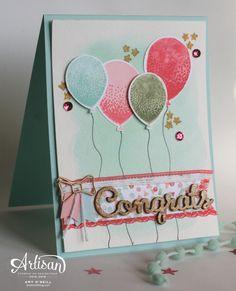 Balloon Congrats