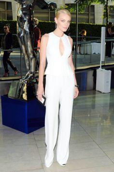 2014 CFDA Awards Red Carpet Fashion (Council of Fashion Designers of America)