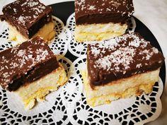 Kókuszos tejbegríz süti, amit még csak sütni sem kell! - Egyszerű Gyors Receptek Izu, Cheesecake, Food, Cheese Pies, Cheesecakes, Meals, Yemek, Cherry Cheesecake Shooters, Eten