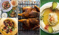 A Middle Eastern Picnic | SAVEUR
