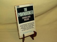 PAWNBROKER BY EDWARD LEWIS WALLANT MACFADDEN BARTELL PB 75-220 6TH PRINT 1969
