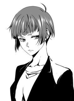 Akane Tsunemori // Psycho Pass