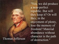 founding fathers quotes on freedom - Saferbrowser Yahoo Image Search Results Quotable Quotes, Wisdom Quotes, Quotes To Live By, Me Quotes, People Quotes, Lyric Quotes, Thomas Jefferson Zitate, Thomas Jefferson Quotes, Founding Fathers Quotes