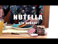 Nutella sin azúcar (versión 1) - Juan Llorca - Kids Inspired Food