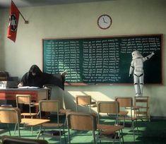 Stormtrooper punishment