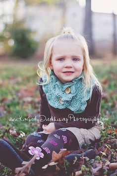 PDF Pattern - Chunky Shell Cowl Neck (2-5y, 5-8y, YA & Adult Individual Size Patterns)