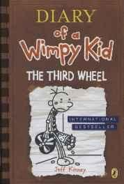 Diary of a Wimpy Kid: The Third Wheel Hardcover ? 17 Nov 2012