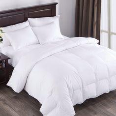 Puredown All Season Down Comforter Duvet Insert