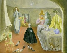 Leonora Carrington 'The Old Maids'
