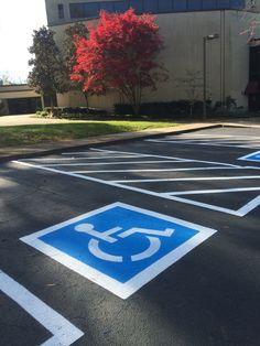 865-680-9225 Parking Lot Sealcoating Painting Knoxville, TN Parking Area Compliance in Sevierville, TN