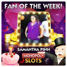 Samantha Pinn - 10th Nov