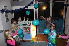 Dani's Meerjungfrauen-Party