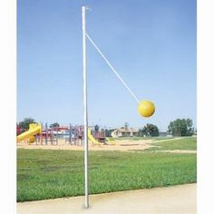 Cooper just asked me to buy him this today...tether ball game