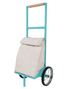 Welcome Wagon Cart