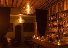 Paris: Experimental Cocktail Club - World's Best Bars from Food & Wine