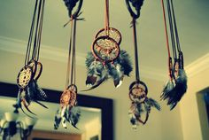 i love dream catchers. i'll get a tattoo of one someday in memorial for my great gma olive, designed from some awesome native american earrings she left for me. she was very into the native american culture. i miss her everyday. #photography #dreamcatcher