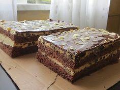 Ciasto czekoladowe z suszoną śliwką