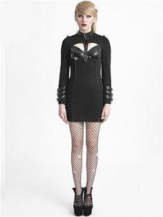 297 Best Goth, Fetish, Clubwear images   Gothic clothing, Gothic ... 3368ed2781