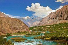 All is best.: Gilgit Baltistan