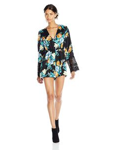 MINKPINK Women's Simply Bloom Playsuit >>> Check this awesome image  : Fashion